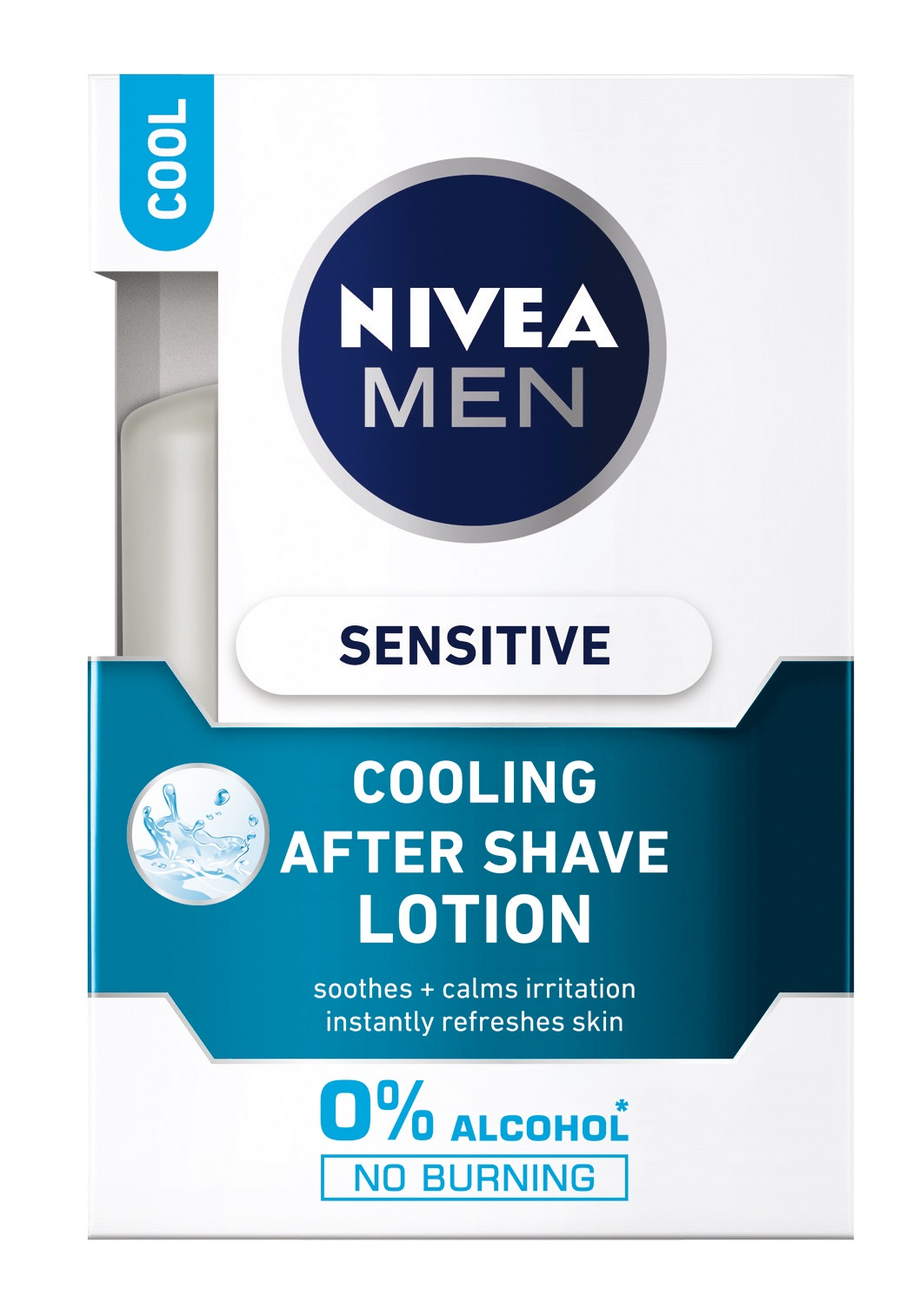 Nivea Men Sensitive Cooling After Shave Lotion  available at Nykaa for Rs.178