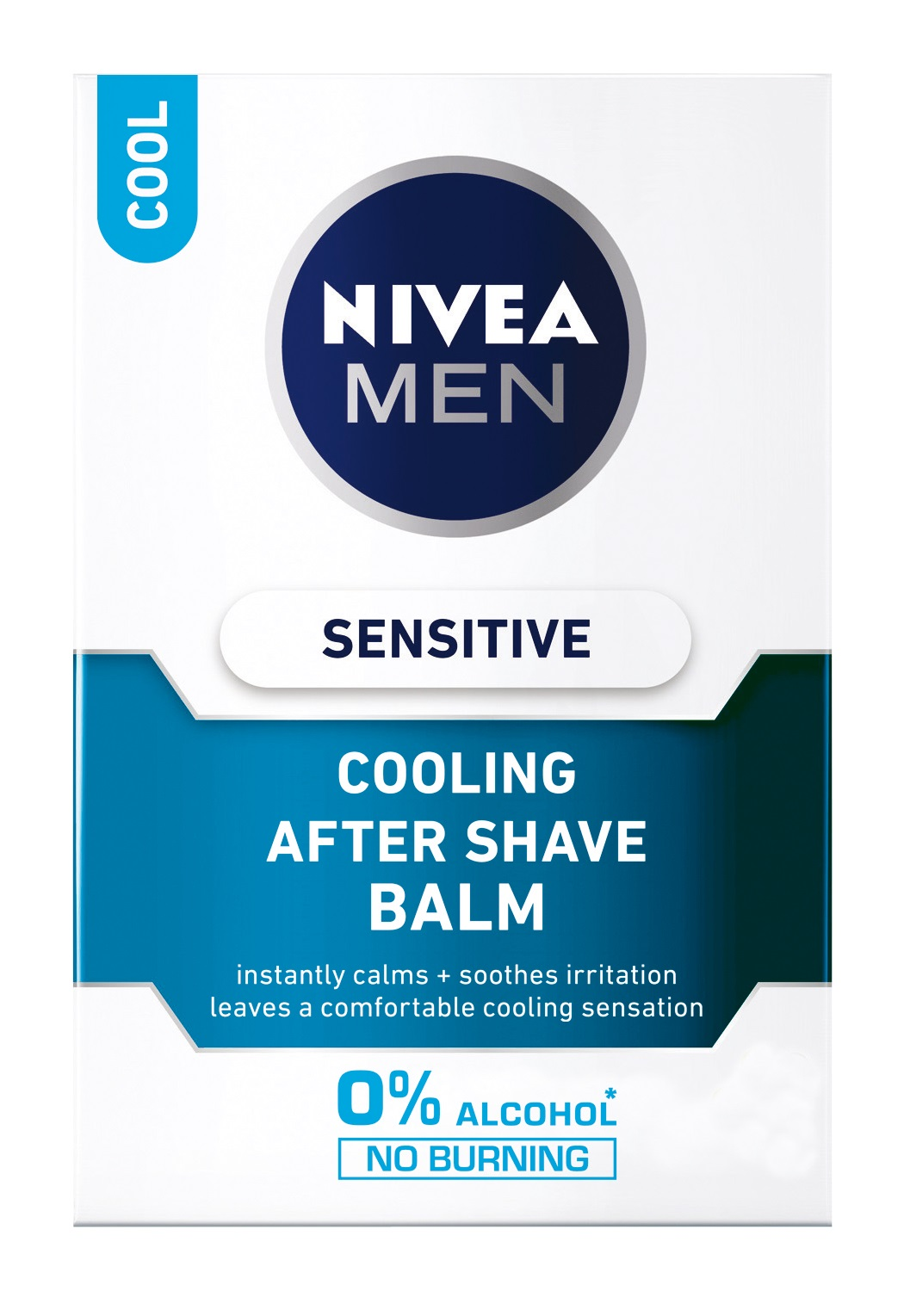 Nivea Men Sensitive Cooling After Shave Balm  available at Nykaa for Rs.221