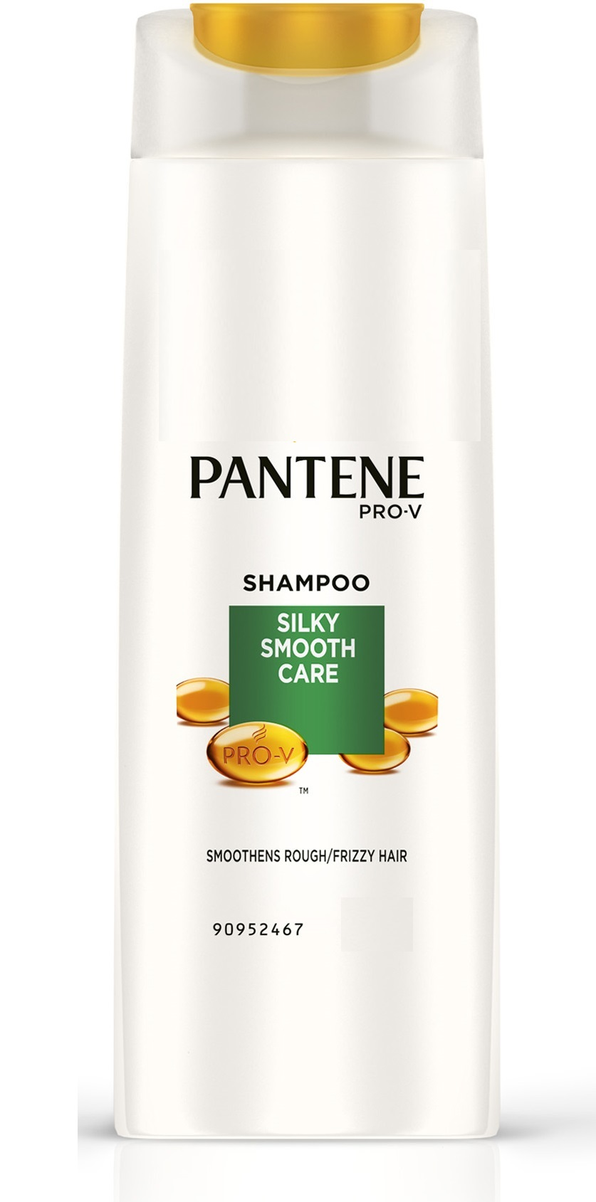 Pantene Pro-V Silk Smooth Care Shampoo  available at Nykaa for Rs.50