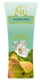 Concept II Luscious Pear Moisturizing Shower Gel  available at Nykaa for Rs.399