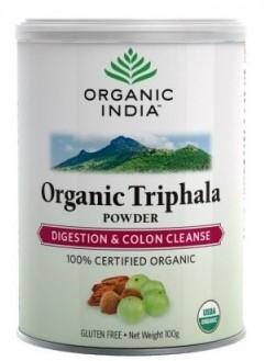 Organic India Triphala Powder  available at Nykaa for Rs.113