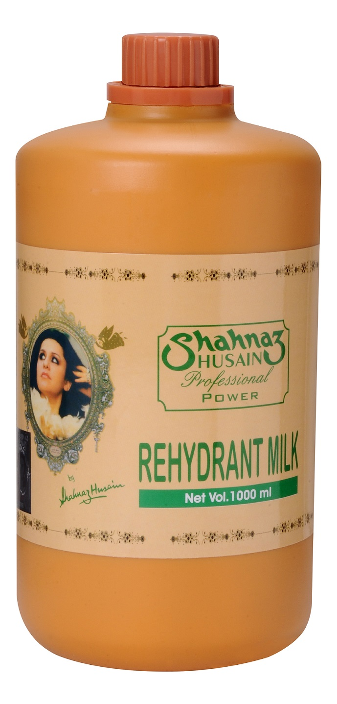 Shahnaz Husain Professional Power Rehydrant Milk  available at Nykaa for Rs.700