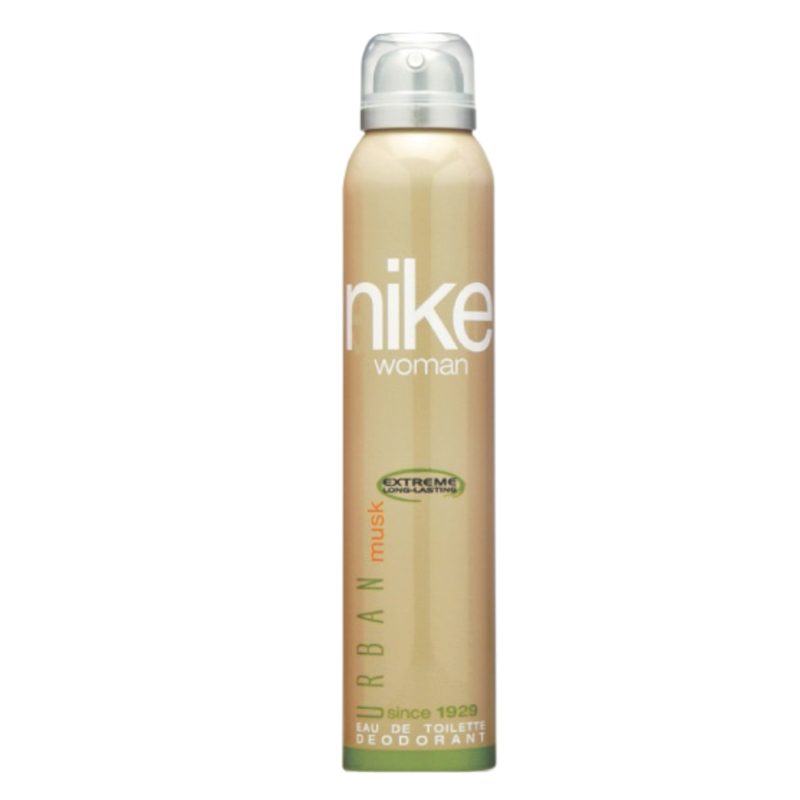Nike Urban Musk Women Deo Spray  available at Nykaa for Rs.249