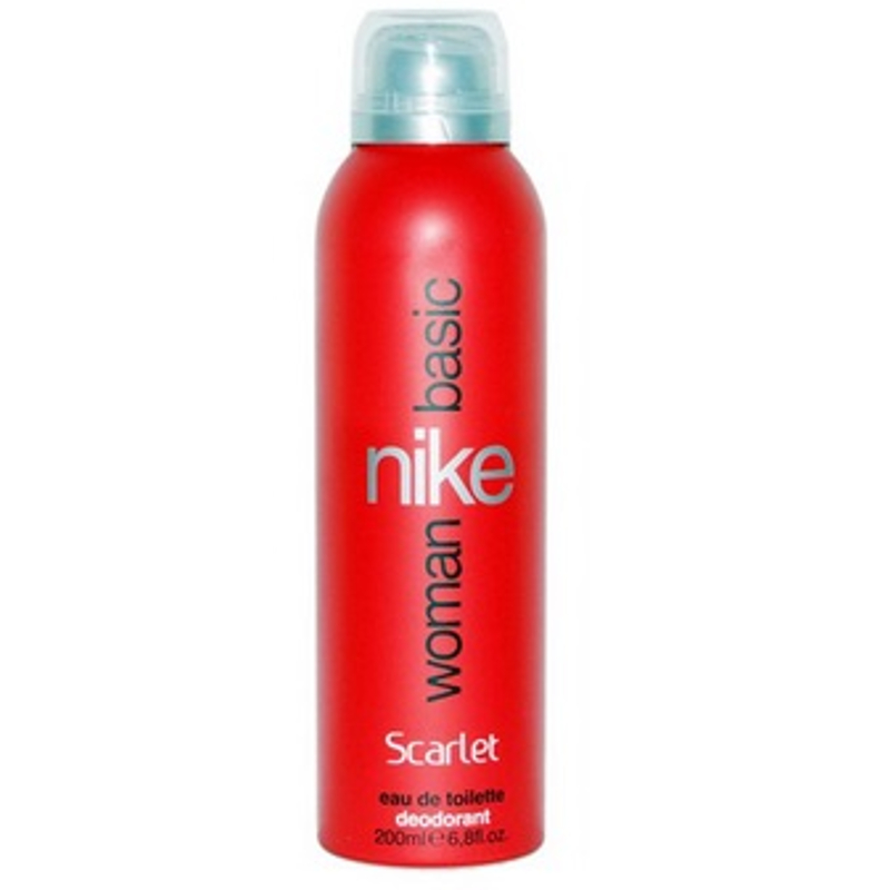 Nike Woman Basic Scarlet Deo Spray  available at Nykaa for Rs.249