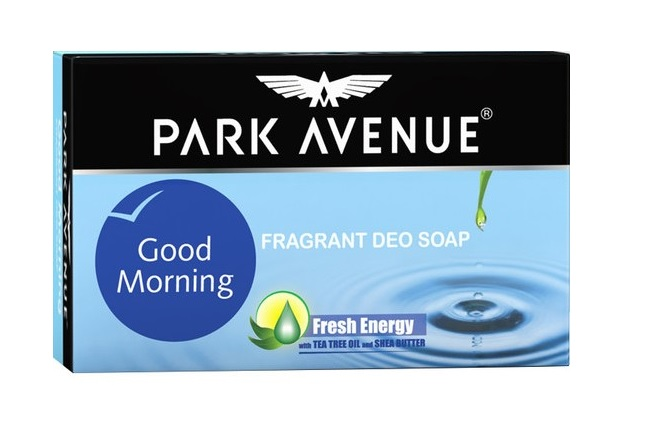 Park Avenue Good Morning Soap For men  available at Nykaa for Rs.34