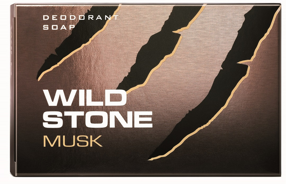 Wild Stone Musk deodorant Soap  available at Nykaa for Rs.40