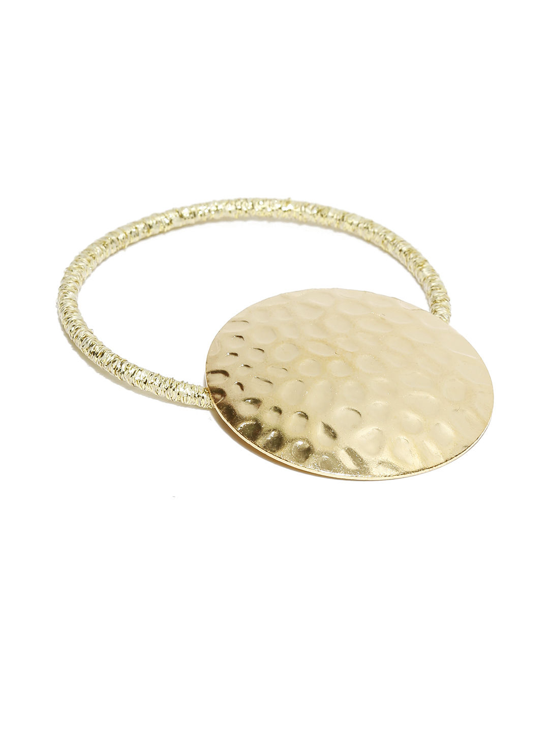 Toniq hammer Coin Metallic Rubber Band  available at Nykaa for Rs.145