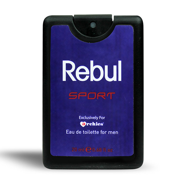 Rebul Sport Mens Pocket Perfume  available at Nykaa for Rs.134