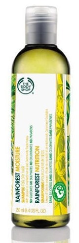 The Body Shop Rainforest Moisture Shampoo  available at Nykaa for Rs.716