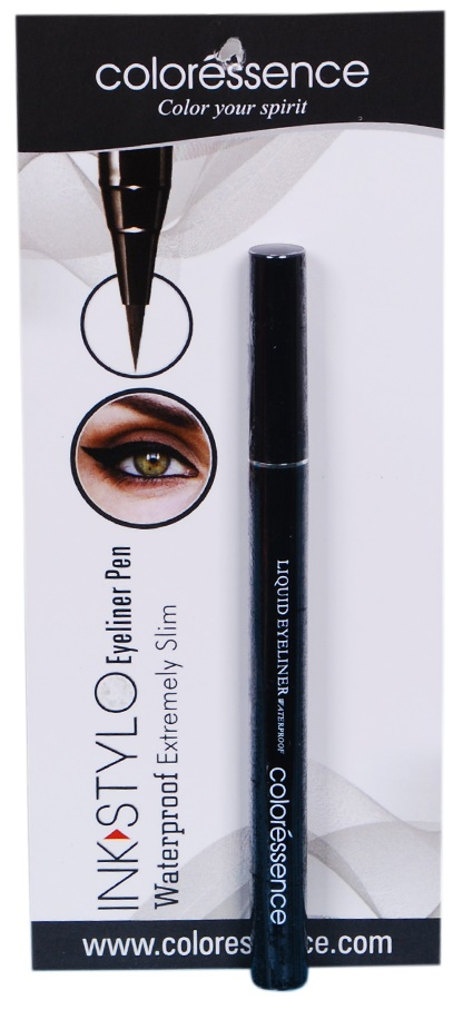 Coloressence Ink Stylo Eyeliner Pen - Black  available at Nykaa for Rs.333