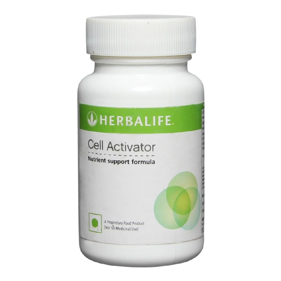 Herbalife Cell Activator - 60 Tablets  available at Nykaa for Rs.1320