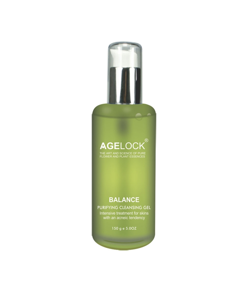 O3+ agelock Balance Purifying Cleansing Gel  available at Nykaa for Rs.1850