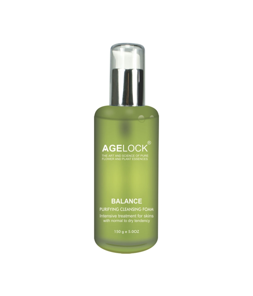 O3+ agelock Balance Purifyingl Cleansing Foam  available at Nykaa for Rs.1850