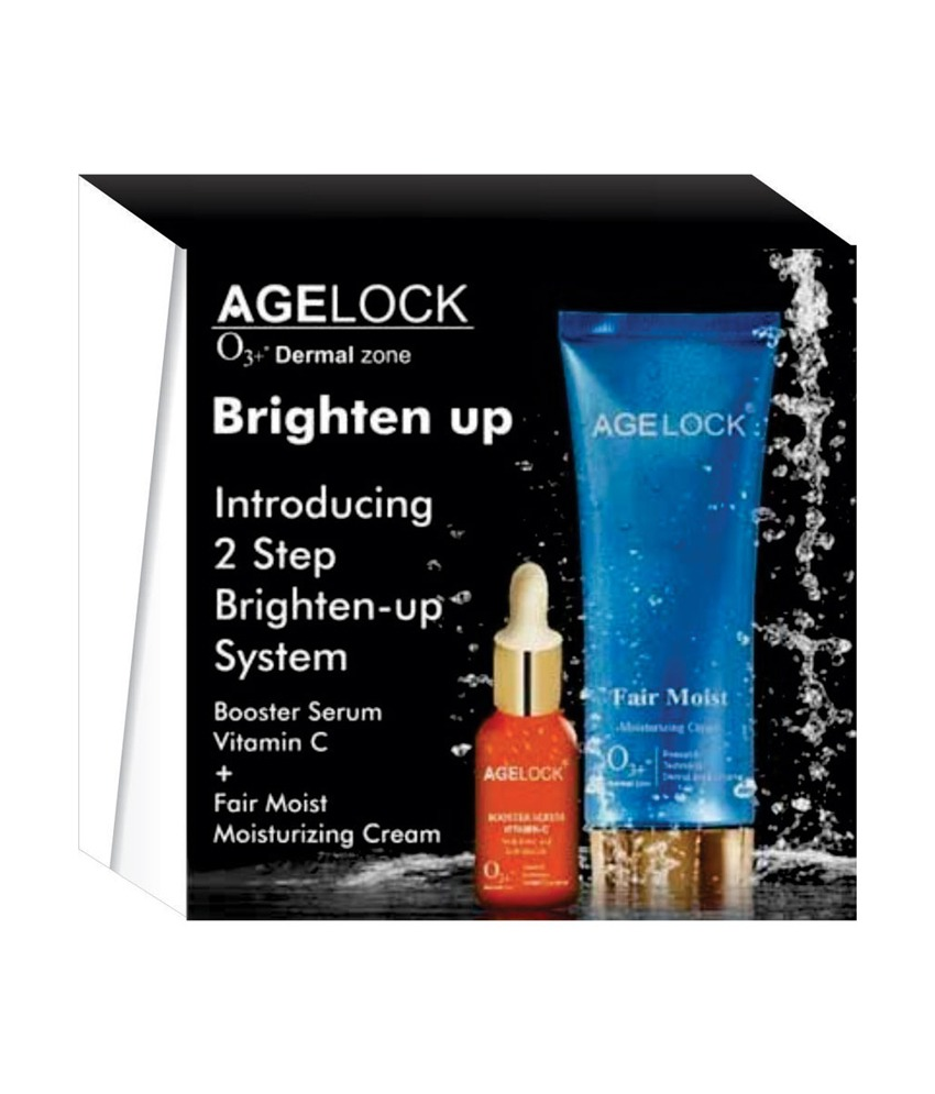 O3+ agelock Brighten Up (Pack Of 2)  available at Nykaa for Rs.1529