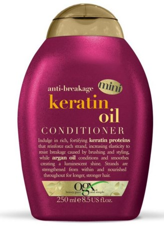 Mini Organix Anti-Breakage Keratin Oil Conditioner  available at Nykaa for Rs.532