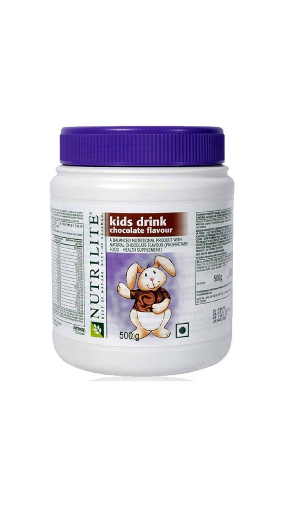 Amway Nutrilite Kids Drink Chocolate - 500 gms  available at Nykaa for Rs.915
