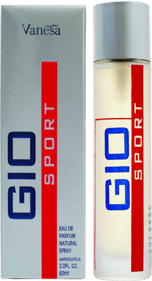 Vanesa Gio Sport Perfume for Men  available at Nykaa for Rs.170
