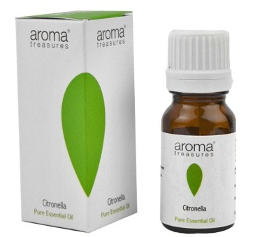 Aroma Treasures Citronella Pure Essential Oil  available at Nykaa for Rs.105