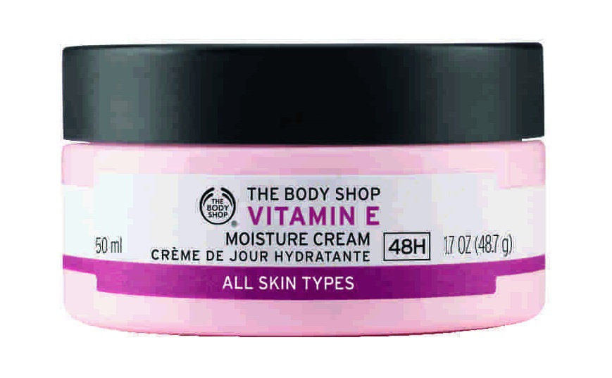 The Body Shop Vitamin E Moisture Cream  available at Nykaa for Rs.846