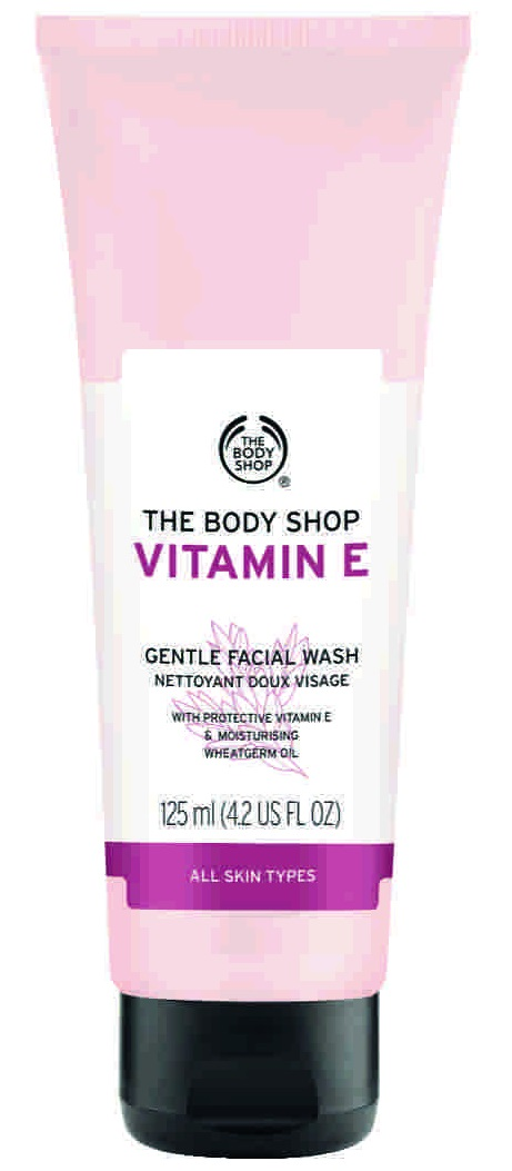 The Body Shop Vitamin E Gentle Facial Wash  available at Nykaa for Rs.626