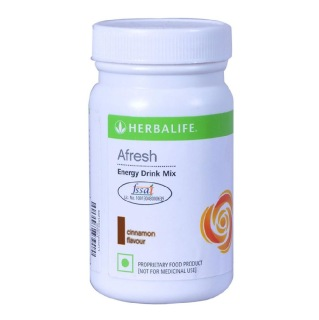 herbalife Afresh Energy Drink Cinnamon 1Pc  available at Nykaa for Rs.399