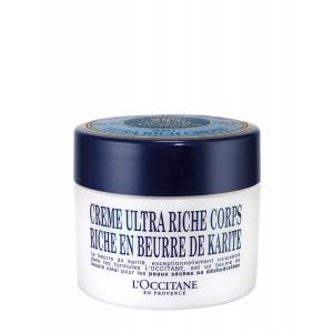 Buy L'Occitane Shea Butter Ultra Rich Body Cream - Nykaa