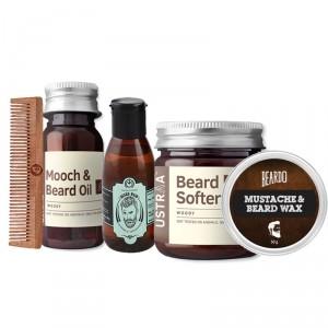 Buy Nykaa Beard Grooming Kit For Men - Nykaa