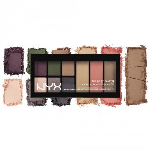 Buy NYX Go To Palette - Nykaa