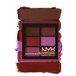 Buy NYX Cosmetics Pro Lip Cream Palette - Nykaa