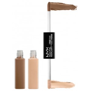 Buy Herbal NYX Sculpt & Highlight Face Duo - Nykaa