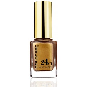 Buy Colorbar 24 Carat Nail Lacquer - Nykaa