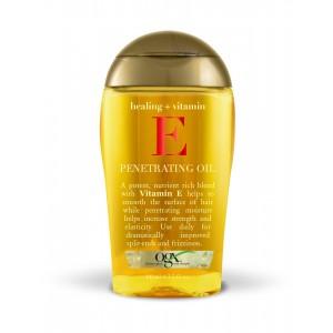 Buy Organix Healing +Vitamin E Penetrating Oil - Nykaa