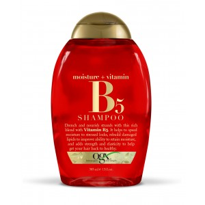 Buy Organix Moisture + Vitamin B5 Shampoo - Nykaa