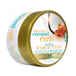 Buy Organix Coconut Curls Curling Hair Butter 6.6Oz - Nykaa