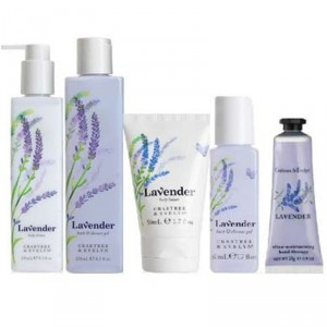 Buy Crabtree & Evelyn Lavender Daily Indulgence Set - Nykaa