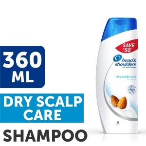 Buy Head & Shoulders Dry Scalp Care Shampoo Save Rs.50 - Nykaa