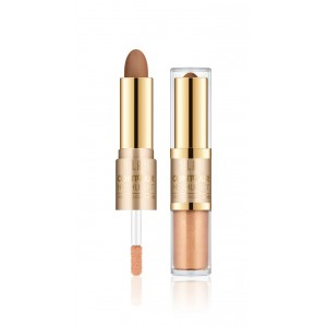 Buy Milani Contour & Highlight Cream & Liquid Duo - 04 Medium/Dark - Nykaa