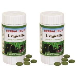 Buy Herbal Hills I - Vegiehills Tablets (Buy 1 Get 1) - Nykaa