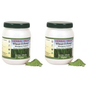 Buy Herbal Hills Wheat-O-Power (Buy 1 get 1) - Nykaa
