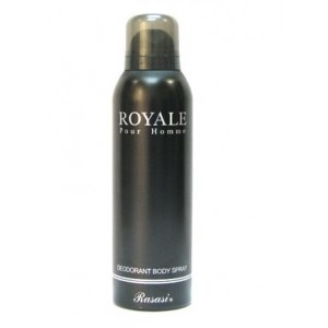 Buy Rasasi Royale Body Spray For Men - Nykaa