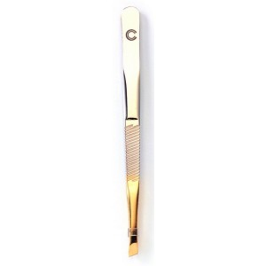 Buy Basicare Tweezers Precision Ground Slant Tips Remove Hair Fast & Easy - Nykaa