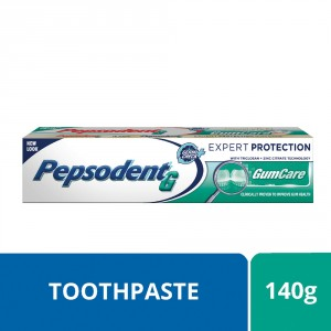 Buy Pepsodent G Expert Protection Gum Care Toothpaste - Nykaa