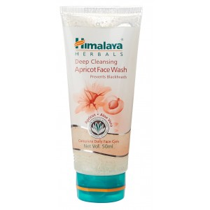 Buy Himalaya Herbals Deep Cleansing Apricot Face Wash - Nykaa