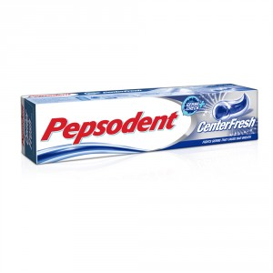 Buy Herbal Pepsodent Center Fresh Toothpaste - Nykaa