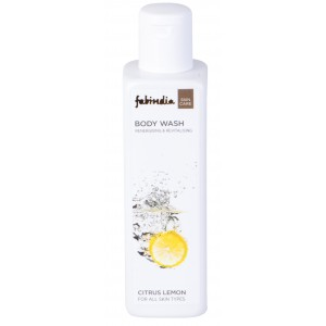 Buy Fabindia Citrus Lemon Body Wash  - Nykaa