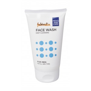 Buy Fabindia Face Wash for Men - Nykaa