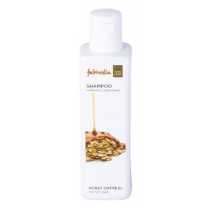 Buy Fabindia Honey Oatmeal Shampoo For Dry Hair - Nykaa