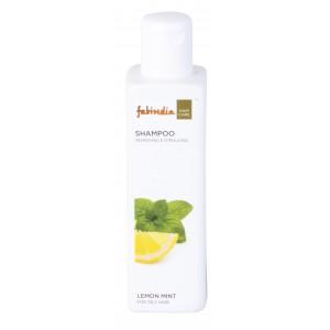 Buy Fabindia Lemon Mint Shampoo For Oily Hair - Nykaa