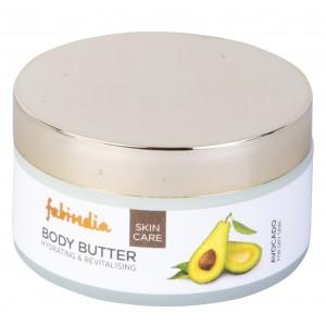 Buy Fabindia Avocado BodyButter - Nykaa