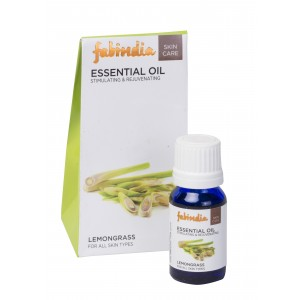 Buy Fabindia Aromatherapy Lemongrass Essential Oil - Nykaa